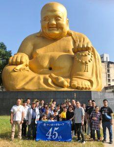 台湾 大仏